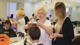Экзамен парикмахеров