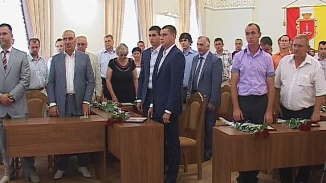 Одесский городской голова поздравил строителей с их профессиональным праздником