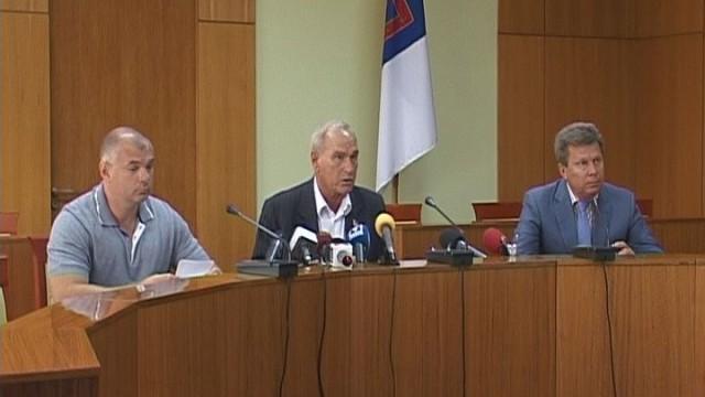 Главные вопросы сессии облсовета: уход Тиндюка, назначение нового главы облсовета