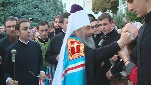 Блаженнейший Онуфрий, Митрополит Киевский и всея Украины, посетил Одессу