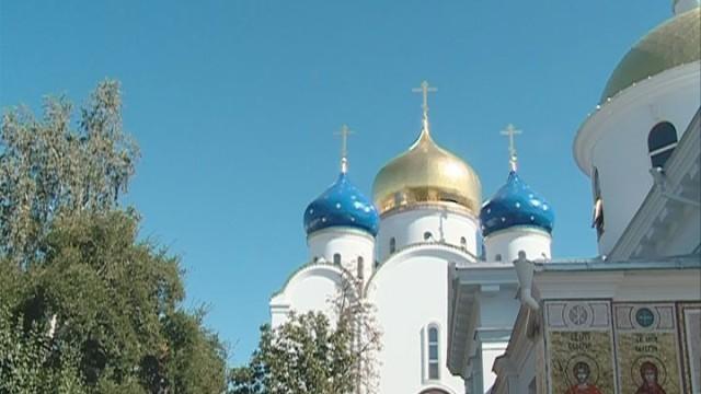 Юбилей Свято-Успенского мужского монастыря