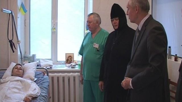 Помощь от Одесской епархии
