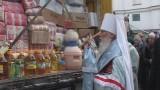 Одесская епархия помогает мирным жителям Востока Украины