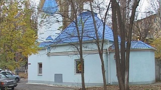 Храм Космы и Дамиана в горбольнице №10