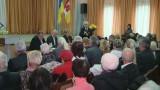 Встреча в Суворовском районе