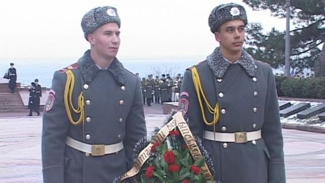 Аллея славы – День Вооруженных сил Украины