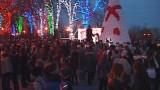 Одесситы отметили Рождество по Григорианскому календарю