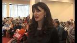Новогодний концерт в бизнес-школе «Минибосс»