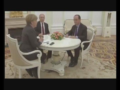 Переговоры в Минске