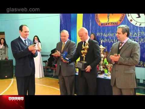 В Одессе состоялось открытие чемпионата Украины среди взрослых по таиландскому боксу
