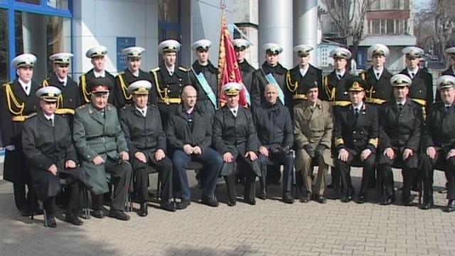 Молодые лейтенанты выпустились из ОНМА