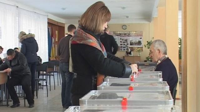 Довыборы в мэрию. Результаты голосования