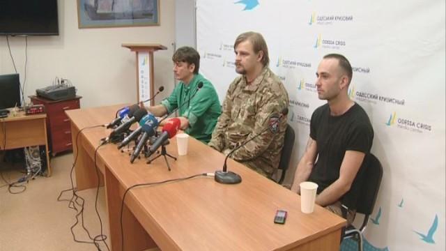 Премьера в Одессе