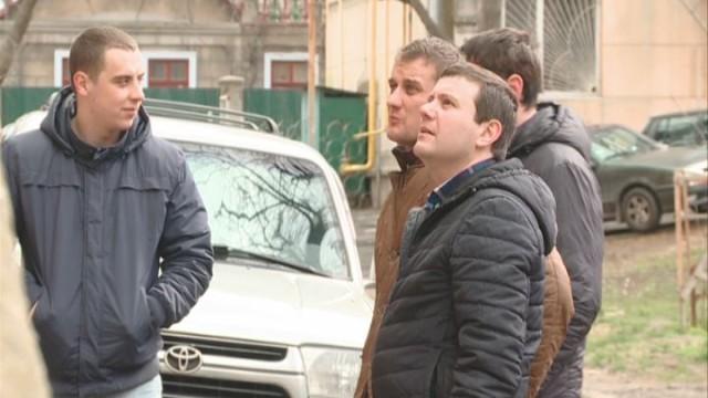 Субботник в Малиновском районе