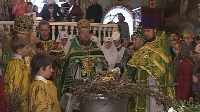 Вербное воскресенье в Одессе