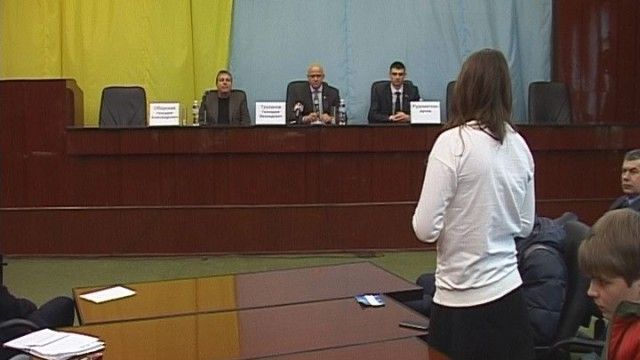 Встреча мэра с активом «Политеха»