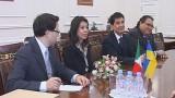 Укрепление связей. Визит итальянской делегации