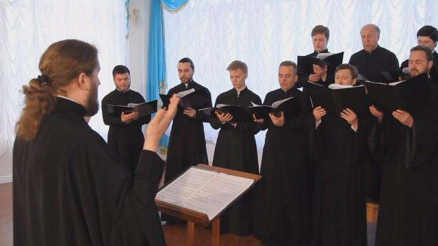 Песни военных лет «Соловьи» хор Одесской епархии УПЦ