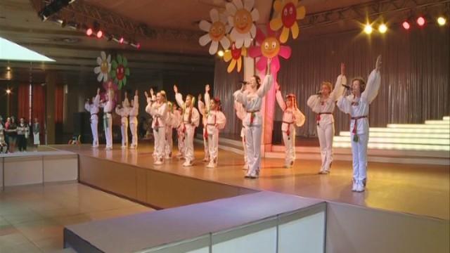 Праздничный концерт ко дню защиты детей для юных одесситов