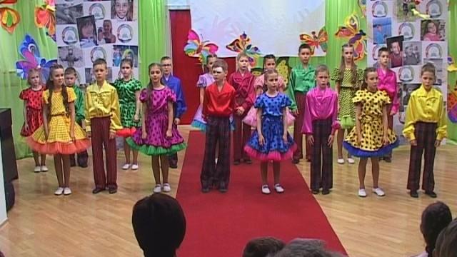 «Жемчужинка»: праздник детства