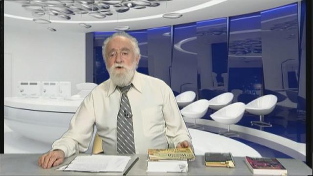 Курятник на голове Льва Толстого