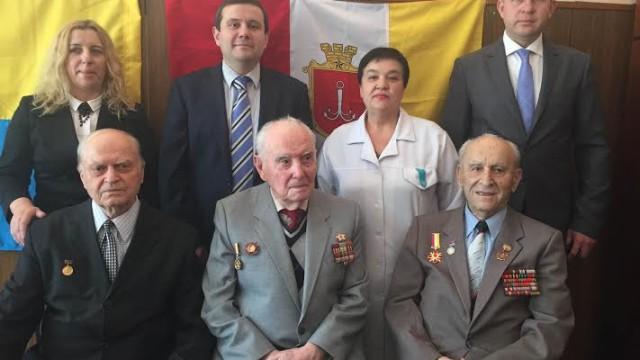 КП «Одесфарм»: чествование ветеранов