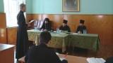 Экзаменационная сессия в Одесской духовной семинарии