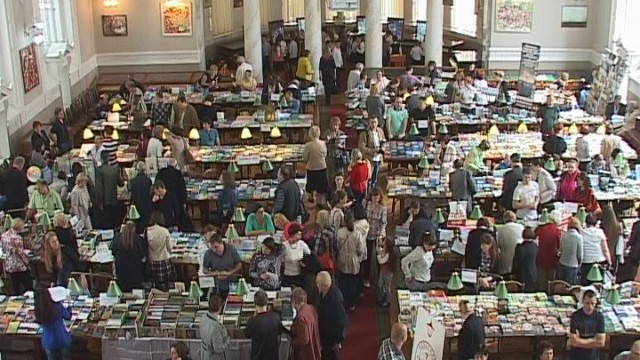 XVI выставка-форум «Украинская книга на Одесщине»