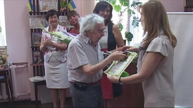 Лауреаты конкурса им.Паустовского