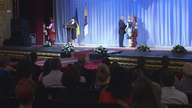 День Конституции: торжественное награждение в Одессе