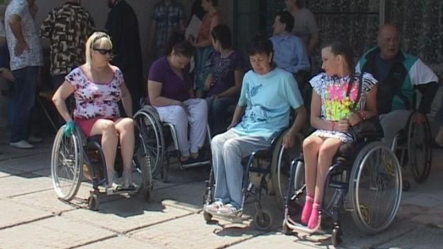 Санаторий «Куяльник»: помощь инвалидам-колясочникам