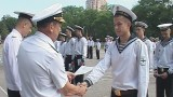 22 аттестата. Выпускной в военно-морском лицее