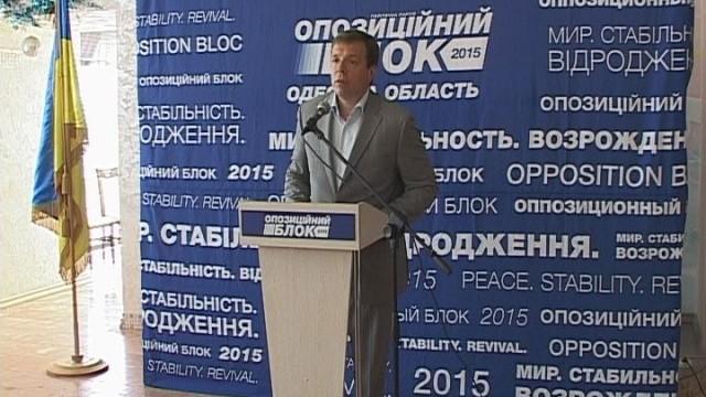 Встреча Николая Скорика с жителями Белгород-Днестровского района