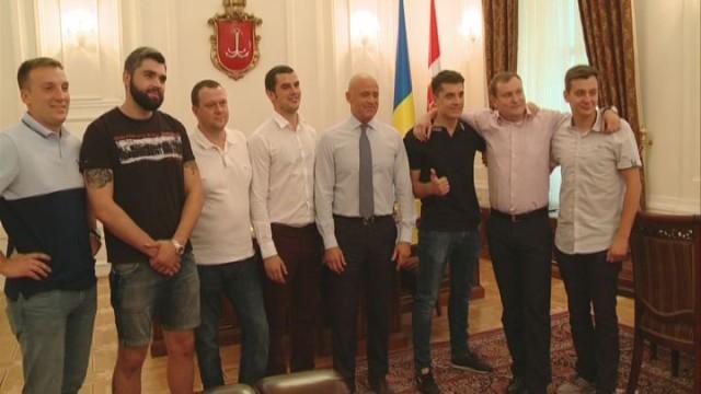Возвращение. Право Одессы на большой футбол