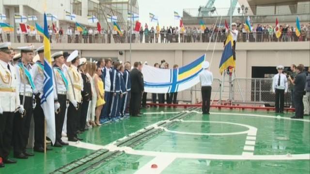 День ВМС: празднования в Одессе