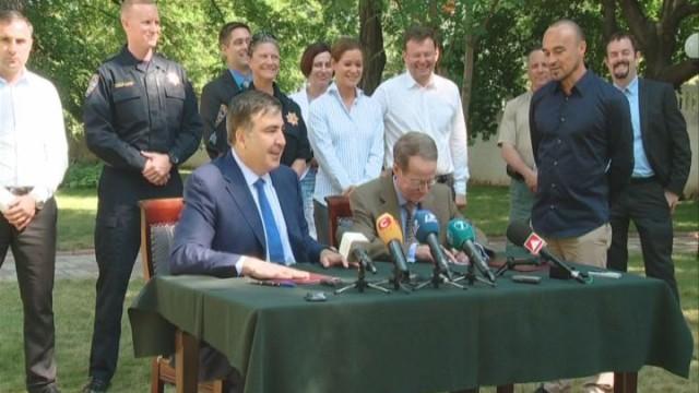 США-Одесса: тесное сотрудничество