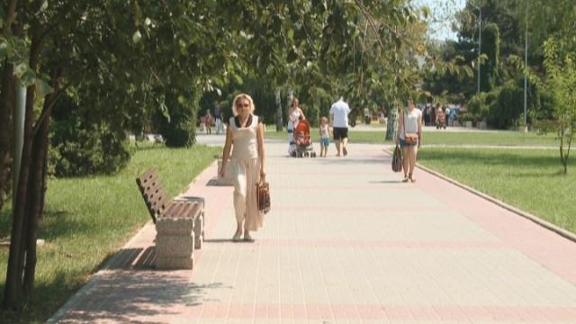 Парк Победы: для культурного и активного отдыха