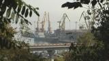 Одесский морской порт: итоги полугодия