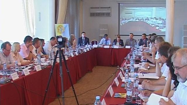 Совет судей: заседание в Одессе