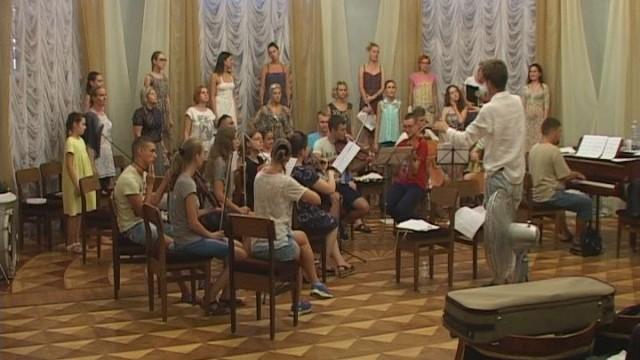 Дебютный концерт. Уникальный хор «NEW VOICE»