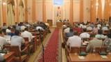 Внеочередная сессия. Перераспределение бюджетных средств