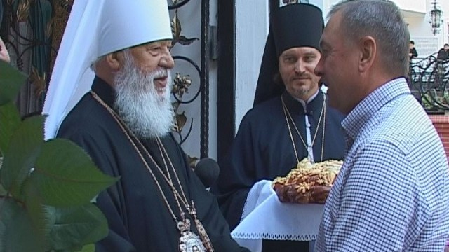 МИД Белоруссии: встреча с митрополитом Агафангелом