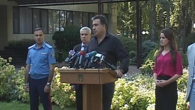 Закон о внесении изменений в Конституцию: мнение Михеила Саакашвили