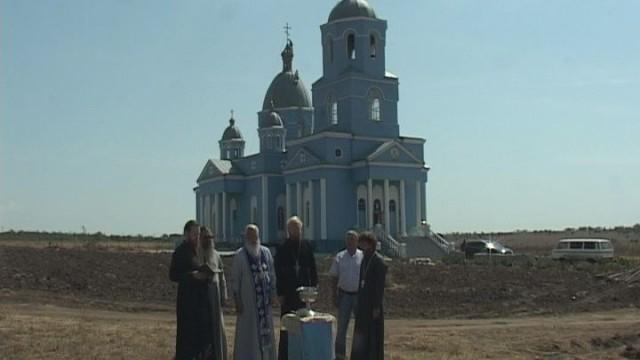Монастырский скит в селе Мариновка
