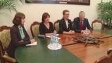 Встреча с представителями ПАCЕ
