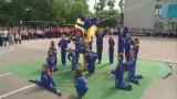 Школа №23: парад спортивных талантов