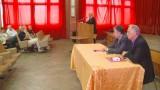 Геннадий Труханов встретился с трудовым коллективом Черноморниипроект