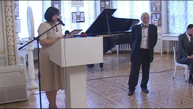 Народный художник Николай Прокопенко