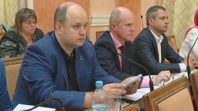 Решение вопросов ОСМД на сессии горсовета