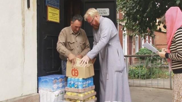 Необходимая помощь ко Дню пожилого человека